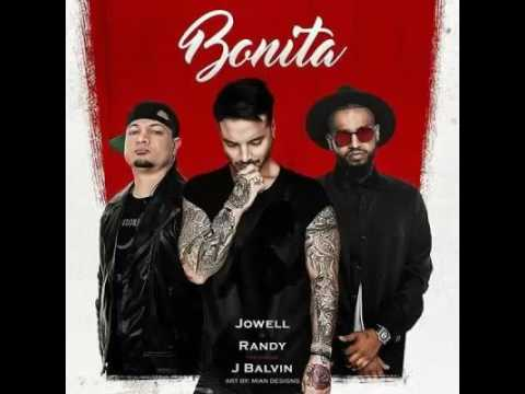 BONITA - JOWELL Y RANDY FT J BALVIN (DESCARGAR)