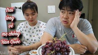 Mắc bệnh Trầm Cảm: Mẹ chồng Hàn Quốc đáng thương hay đáng trách?
