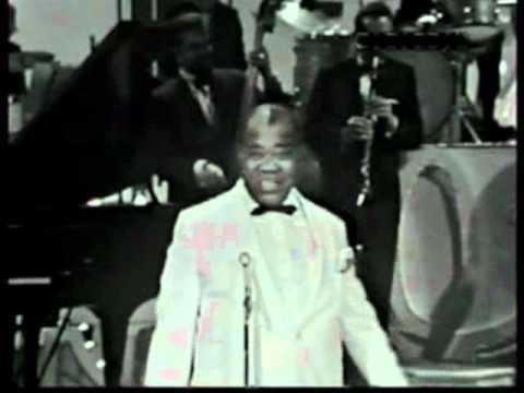 Louis Armstrong sings Blueberry Hill