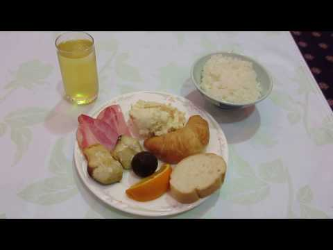 Breakfast @ Hachimantai Royal Hotel Hachimantai Tohoku Japan