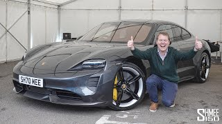 I'VE BOUGHT A PORSCHE TAYCAN TURBO S! My First EV in the Garage