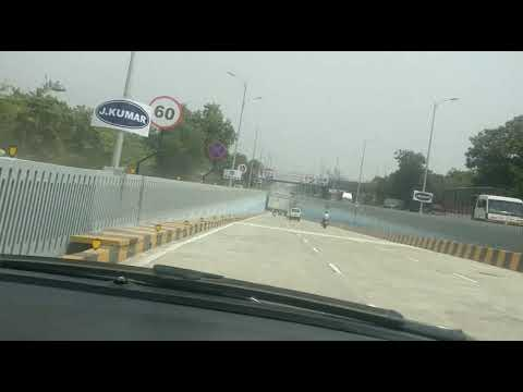 Mahape Underpass 1st opening on 21st May 2018