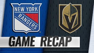 Golden Knights continue streak with 4-2 win