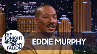 Eddie Murphy Remembers His SNL Audition, Partying with Johnny Cash