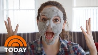 Watch The 'Bubble' Face Mask In Action | Test Drive | TODAY