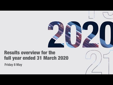 Macquarie Group Full-year Result To 31 March 2020