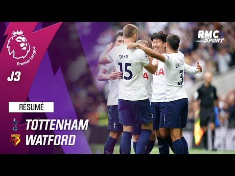 Download Résumé : Tottenham 1-0 Watford – Premier League (J3)