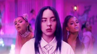 7 BAD GUYS | Mashup of Billie Eilish and Ariana Grande