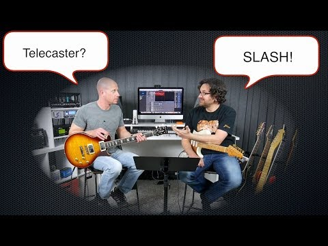 What Is The Best Guitar For The Job?