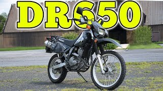 2013 Suzuki DR650: Regular Car Reviews