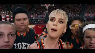 katy perry swish swish official but only when you can see christine sydelko