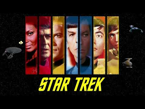 Star Trek TOS ultimate TV soundtrack suite