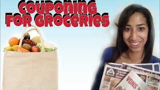 HOW TO Coupon for Groceries Tutorial : Couponing Made Easy