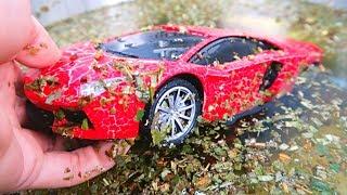 aprende-los-colores-coches-de-juguete-lamborghini-para-ni-os