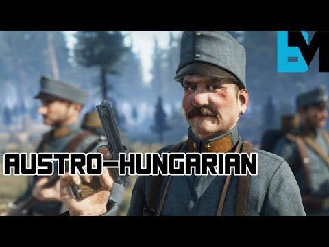 Austro-Hungarian NCO  | Sword and Revolver Combo | Tannenberg Open Beta