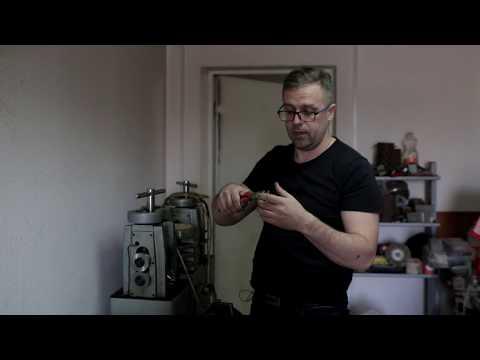 Как сделать цепочку плетения Картье. (How To Make A Chain. Cartier)
