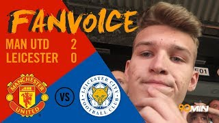 90 MIN   Man United super subs punish Leicester!   Man United 2-0 Leicester   90min FanVoice