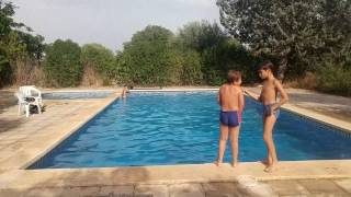 INSTANT KARMA - INSTANT JUSTICE IN THE SWIMMING POOL