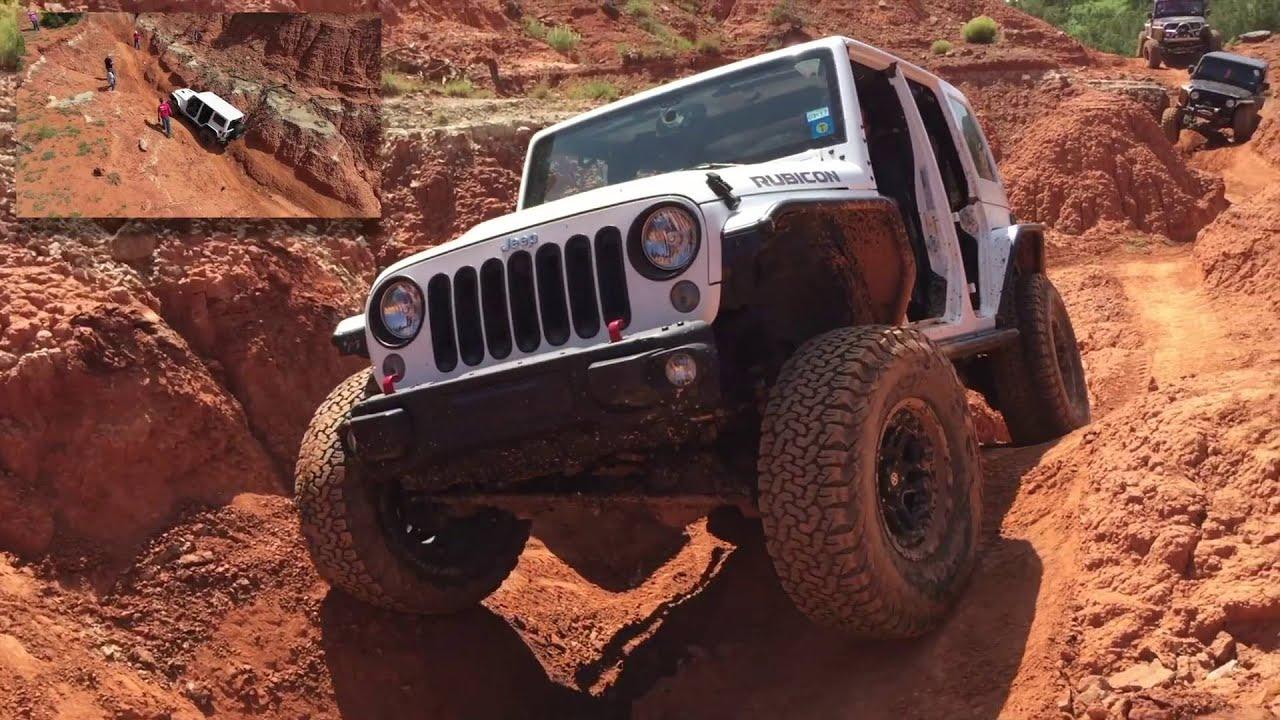 Coyote Crawl 2016 Palo Duro Canyon Jeep Jamboree Youtube