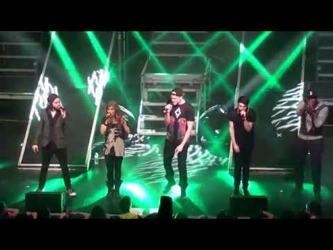 PENTATONIX - Evolution of Music - House of Blues, Boston, MA - 4/5/14