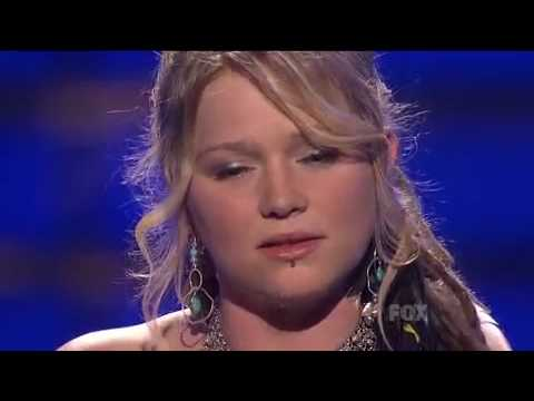 Crystal Bowersox American Idol Final2 5_25_10 (3rd Song) _Up To The Mountain_ HD