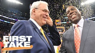 Will Phil Jackson Return To The Lakers? | First Take | June 28, 2017