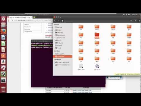 Installing Oracle Java/JDK 8 on Linux - Ubuntu 12.04,13.04,14.04