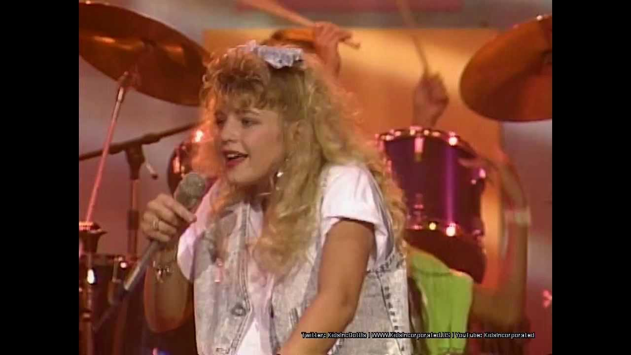 KIDS Incorporated - Dial My Heart (1989 - 720p HD) - YouTube