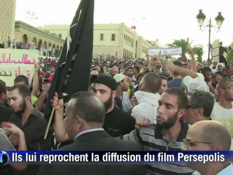 Démonstration de force salafiste à Tunis