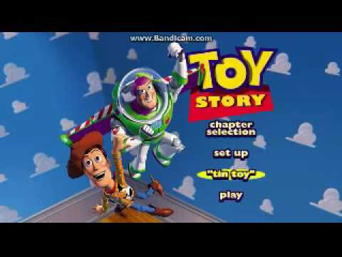 Opening To Toy Story 2000 DVD - YouTube