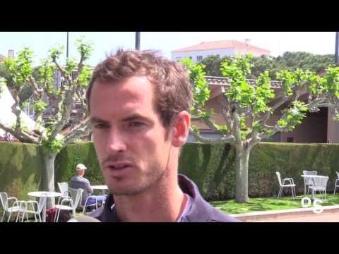 """Andy Murray en el BCN Open Banc Sabadell 2017: """"Mi objetivo no es el número 1, sino ganar torneos"""