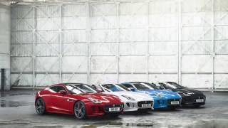 Jaguar F-Type British Design Edition 2016 Videos