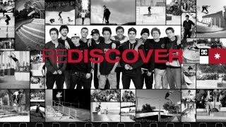 DC SHOES: REDISCOVER