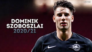 Dominik Szoboszlai 2020/21 - Magic Skills, Goals & Assists | HD