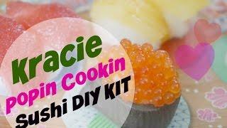 Kracie Popin Cookin Sushi Diy Kit