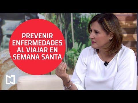 ¿Cómo prevenir enfermedades al viajar? - Por Las Mañanas