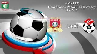 CRFSO Smolensk vs Spartak Kostroma full match