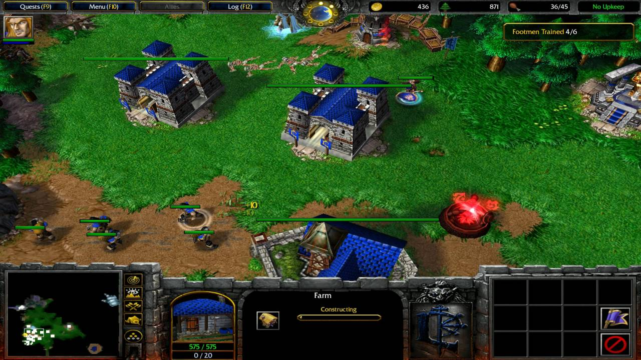 WarCraft 3: The Scourge of Lordaeron Enhanced 02 - Blackrock and Roll
