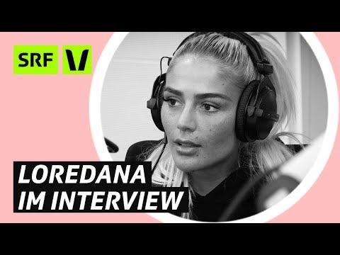 Loredana im exklusiven Interview auf Schweizerdeutsch *mit deutschen Untertiteln* | SRF Virus