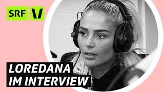 Loredana im exklusiven Interview auf Schweizerdeutsch *mit deutschen Untertiteln*   SRF Virus