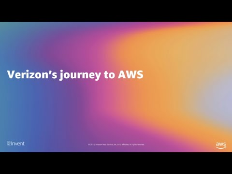 AWS re:Invent 2019: How Verizon moves critical databases to Amazon RDS with zero downtime (DAT381)