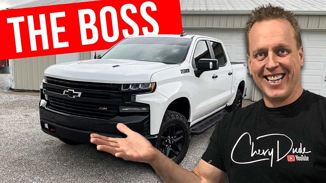 Chevy Trail Boss better than Ford F150 & Ram Trucks?