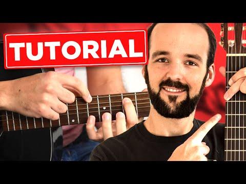 Die Ärzte - Westerland - Gitarre lernen Teil 1