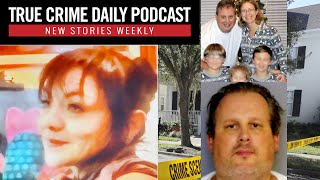 Confessed killer claims dead wife murdered family; Detectives debunk boyfriend's cover-up - TCDPOD