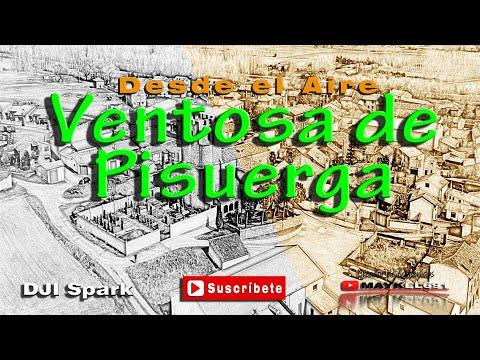 Ventosa de Pisuerga / Desde el Aire/  DJI Spark drones