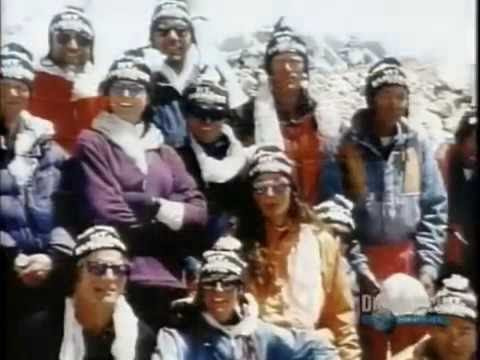 1996 Everest Catastrophe Full Documentary (Seconds From Disaster: Into The Death Zone - 2012)