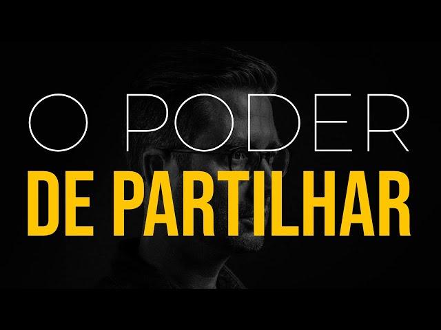 COMPARTILHE O QUE TEM (Vídeo Motivacional) Nando Pinheiro