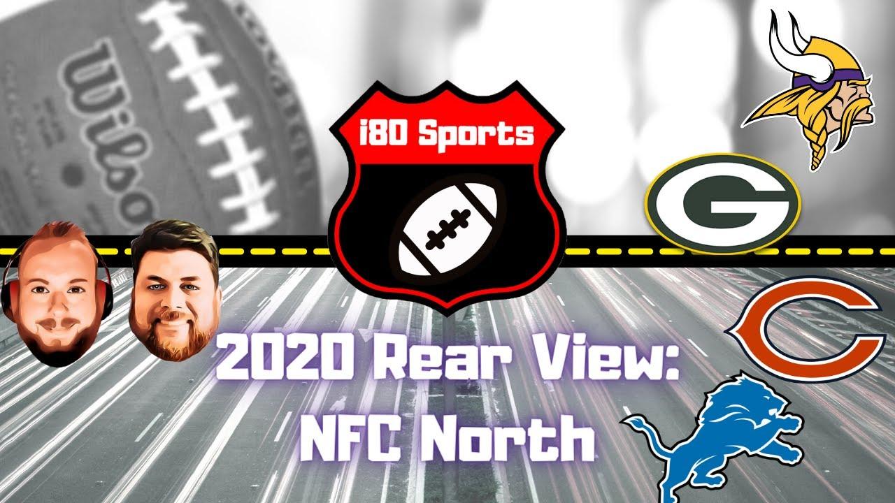 NFL 2020 Rear View- NFC North Recap
