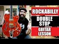 Rockabilly Double Stop Solo Lesson