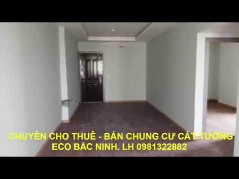 Bán căn góc Cát Tường ECO Bắc Ninh nội thất cơ bản
